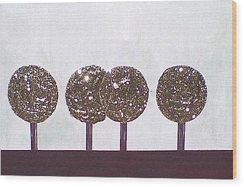 Simply Tree's Wood Print