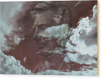 Sixteenth Wood Print by Gabe Arroyo