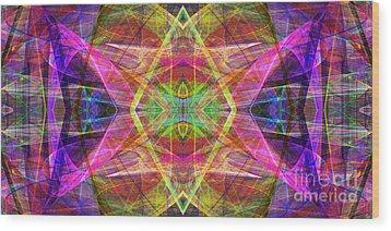 Sixth Sense Ap130511-22-20130616 Long Wood Print by Wingsdomain Art and Photography