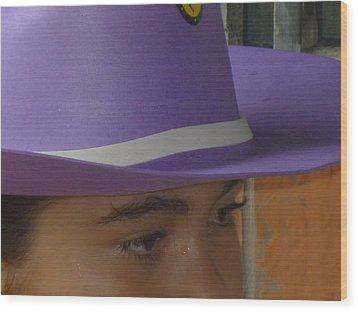 Wood Print featuring the photograph So Close So Far by Beto Machado