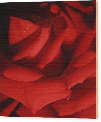 Soft Elegance Wood Print