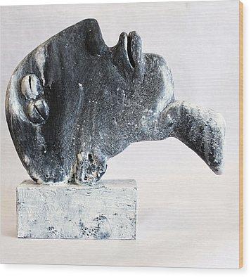 Somnio No. 4 Wood Print by Mark M  Mellon