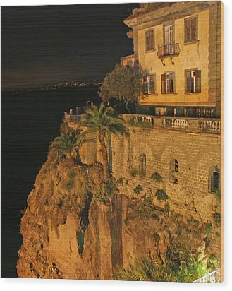 Sorrento Italy Wood Print