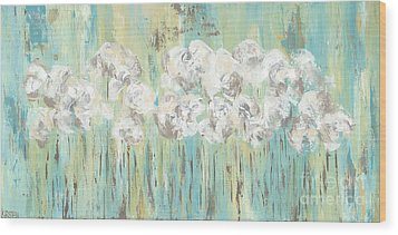 Southern Charm Wood Print by Kirsten Reed