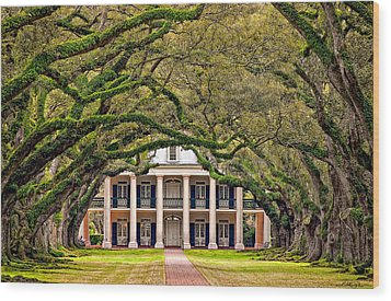 Southern Class Wood Print by Steve Harrington