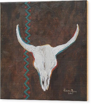 Southwestern Influence Wood Print