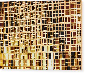 Wood Print featuring the photograph Spacetime by Amar Sheow