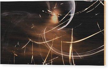 Spirits Wood Print by Gerlinde Keating - Galleria GK Keating Associates Inc