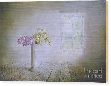 Spring Dream Wood Print by Veikko Suikkanen