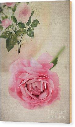 Spring Elegance Wood Print by Darren Fisher