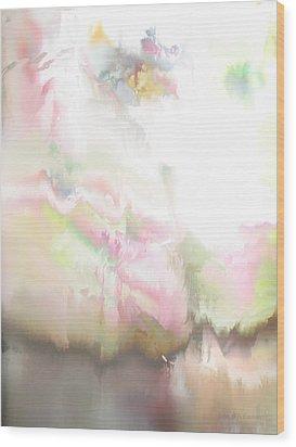 Spring IIi Wood Print