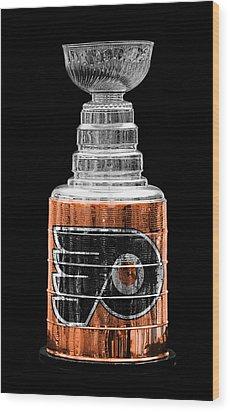 Stanley Cup 9 Wood Print