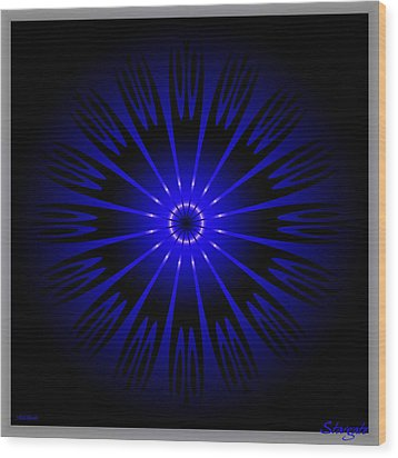 Stargate Wood Print