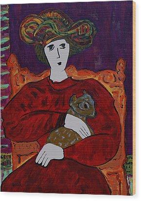 Stella  Wood Print