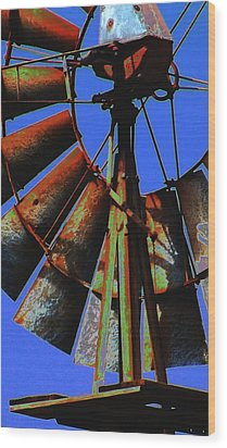 Wood Print featuring the photograph Still Winds by Diane Miller