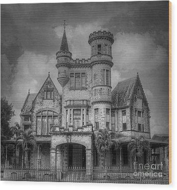 Stollmeyers Castle Trinidad Wood Print