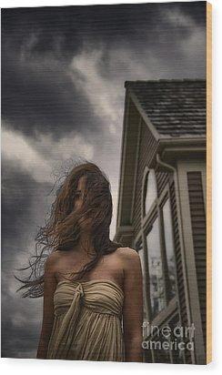 Storm Wood Print by Margie Hurwich