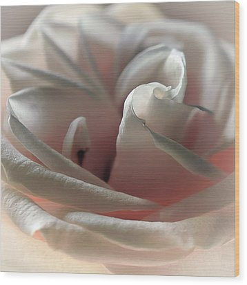 Strawberry Pastry Wood Print by Darlene Kwiatkowski