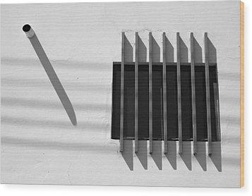 String Shadows - Selected Award - Fiap Wood Print