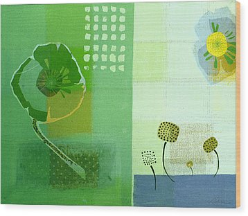 Summer 2014 - J103112106eggr2 Wood Print by Variance Collections