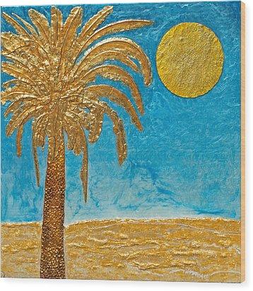 Summer Days Wood Print by Paul Tokarski