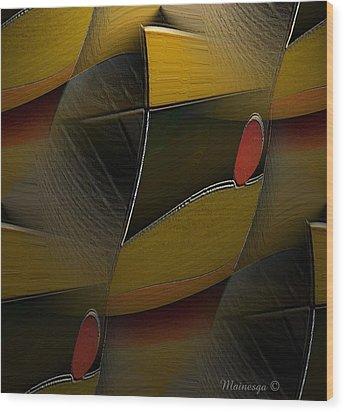 Sun-ab-2 Wood Print