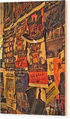 Sundance 2014 Movie Posters Wood Print