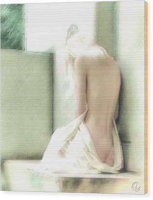 Sunlit Wood Print by Gun Legler