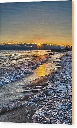 Sunrise 12-5-13 II Wood Print