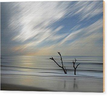 Sunrise Dream Wood Print
