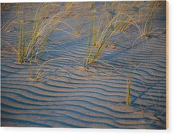 Sunset Strip Wood Print by Rob Hemphill