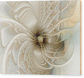 Sweet Dream Wood Print by Amanda Moore