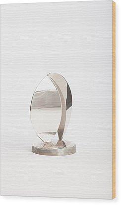 Swells Wood Print by Jon Koehler