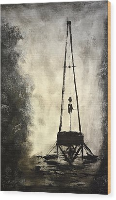 T. D. Wood Print