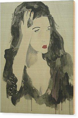 Tairrie Wood Print