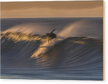 Take Off  73a0479 Wood Print by David Orias