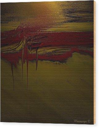 Tapiz-2 Wood Print
