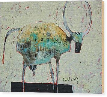 Taurus No 6 Wood Print