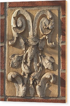 Wood Print featuring the photograph Terracotta #2 by Scott Kingery
