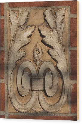 Wood Print featuring the photograph Terracotta #4 by Scott Kingery