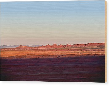 The American Southwest Wood Print by Christine Till