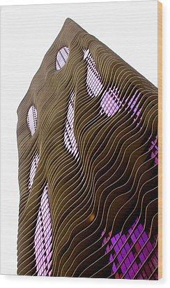 The Aqua Wood Print by Greg Thiemeyer