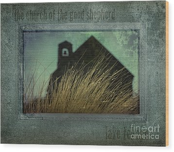 The Bell Wood Print by Linde Townsend