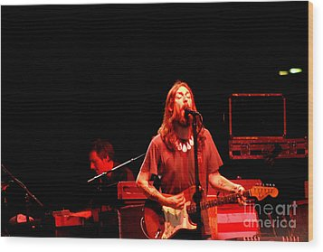 The Black Crowes Wood Print