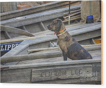 Wood Print featuring the photograph The Clifton Lee 2 by Pete Hellmann