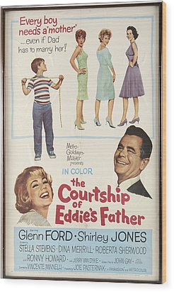 The Courtship Of Eddie's Father Wood Print by Mountain Dreams