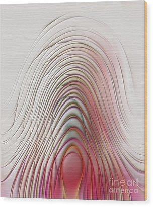 The Dance Wood Print by Liane Wright