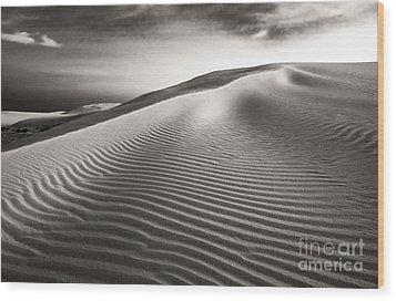 The Dune Wood Print