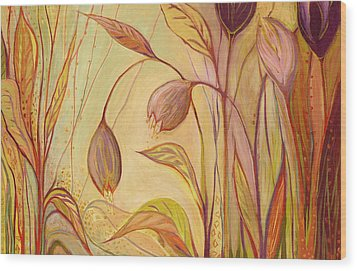 The Enchantment Wood Print by Jennifer Lommers