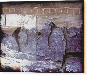 Wood Print featuring the photograph The Entangment 4 by The Art of Marsha Charlebois